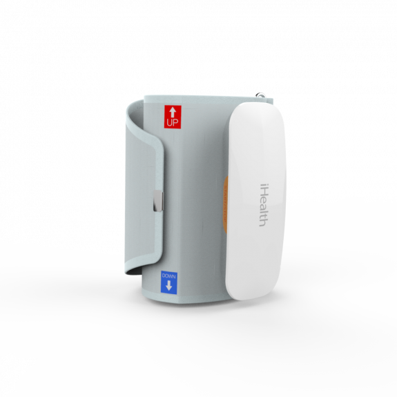 Connected Arm Blood Pressure Monitor - iHealth Feel