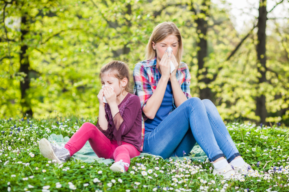 Like every year, with Spring comes allergies