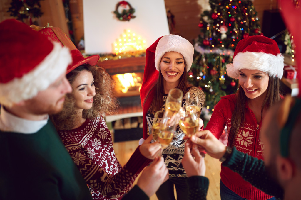 5 tips to stay healthy during end of year celebrations