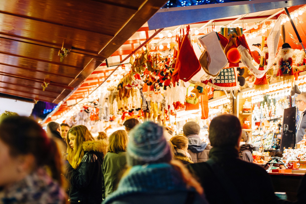 Top 5 Christmas markets in Europe