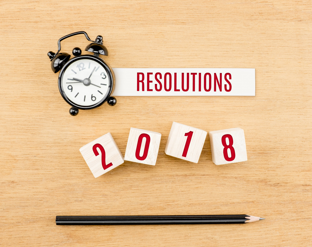 For 2018 New Year's resolutions you'll stick to, focus on your health!
